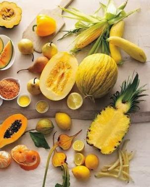 alimentos -amarillo