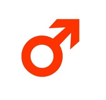 simbolo marte